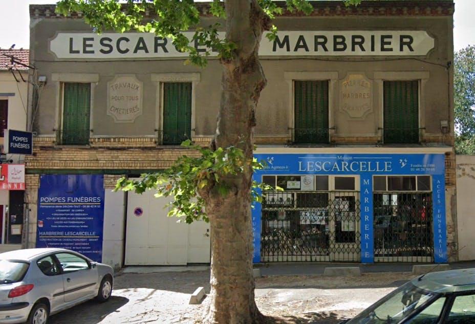 Photographies des Pompes Funèbres et Marbrerie Lescarcelle à Pierrefitte-sur-Seine