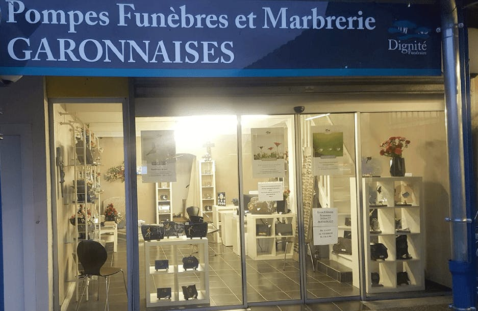 Photographie Pompes Funèbres et Marbrerie Garonnaises de Saint-Orens-de-Gameville