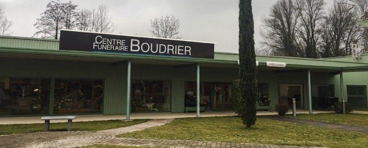 Photographies des Pompes Funèbres Boudrier à Bourgoin-Jallieu