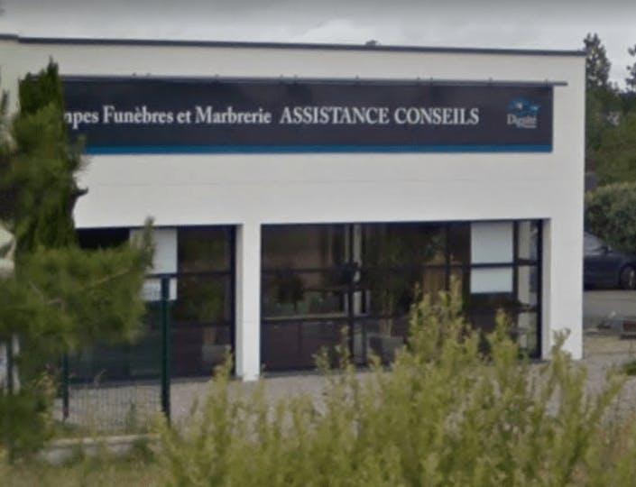 Photographie Pompes Funèbres Assistance Conseils de Bretignolles-sur-Mer
