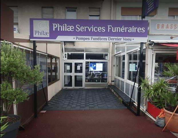 Photographie Pompes funèbres Dernier Voeu - Philae Services Funéraires de Mandelieu-la-Napoule