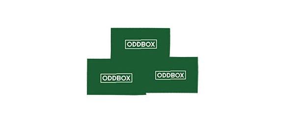 Illustration of Oddbox boxes