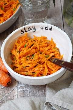 image of Grated Carrot Salad