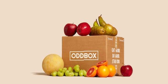photo of a fruit box