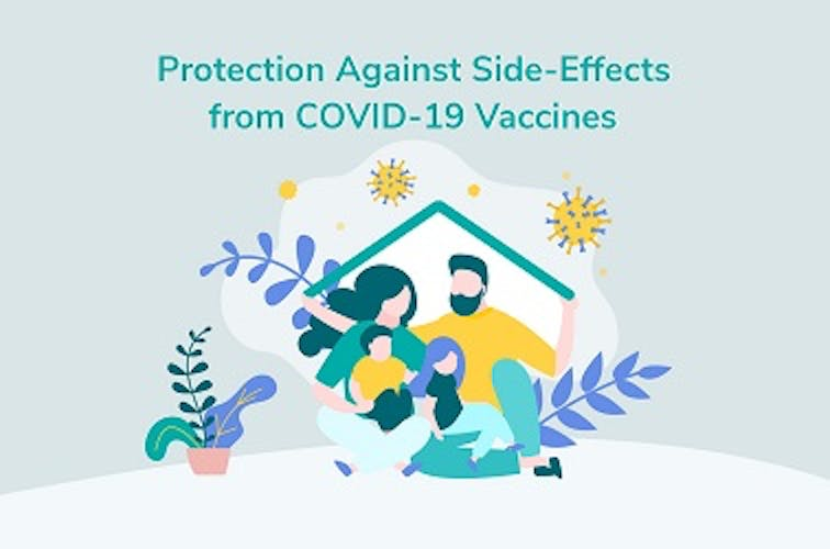 "OneDegree offers free ""Protection Against Side-Effects From COVID-19 Vaccines"""