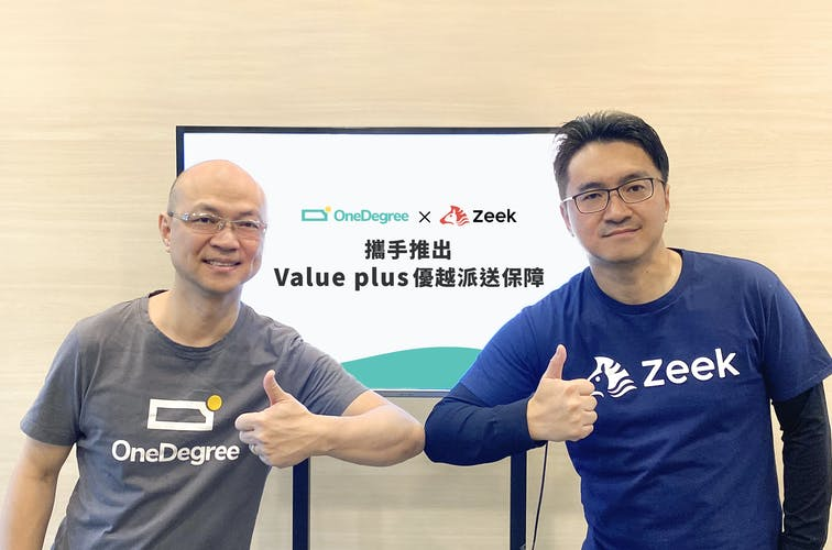 OneDegree and Zeek introduces premium protection for Hong Kong deliveries, offering up to HKD 50,000 compensation