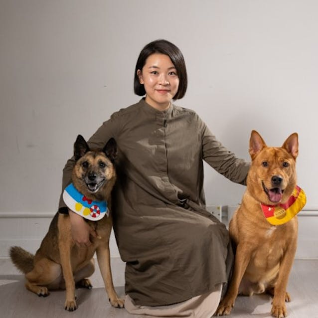"""""""Dor Dor, our eldest dog, was hurt in an accident and the surgery cost about HK$40,000. Since then we have become aware of the importance of pet insurance."""""""