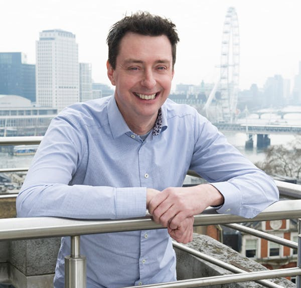 David Watson CEO and founder of Ohme EV