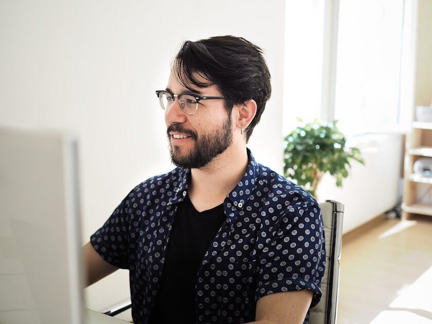 Alexander Gerund, Partner Design and Strategy at okay bueno GmbH