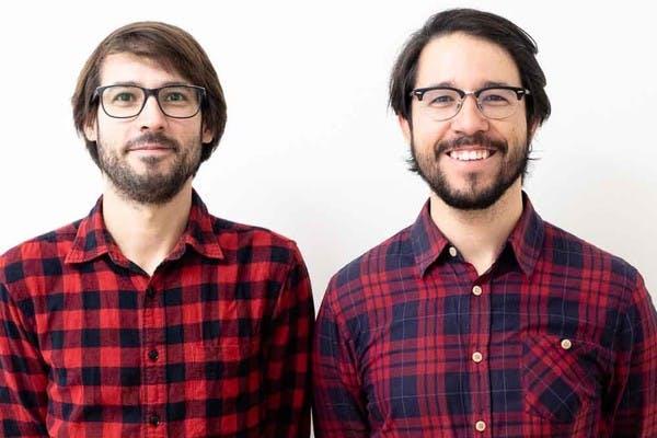 Jesús Espejo and Álvaro Secilla, the Spanish guys at okay bueno.