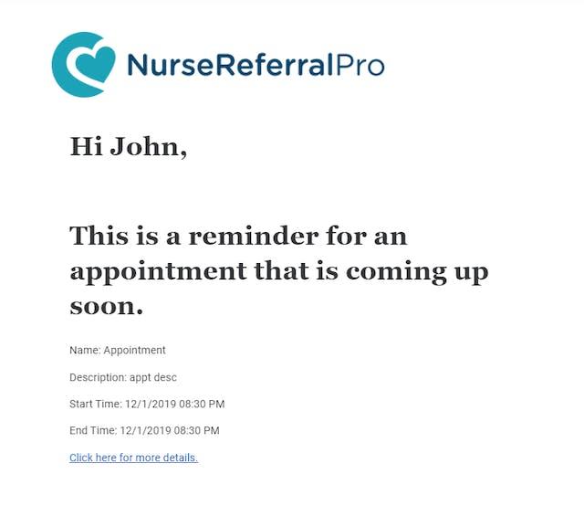 Calendar - Email
