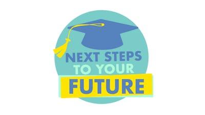 Next Steps to Your Future Logo