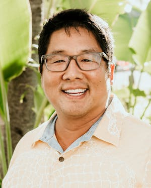 Photo of Mark Noguchi