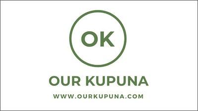 Our Kupuna Logo