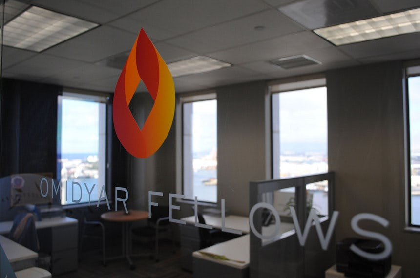 Photo of office