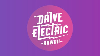 Image of Drive Electric Hawai'i logo