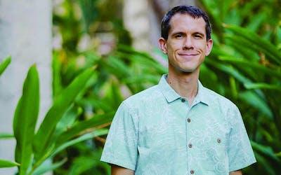 Nick Redding, Executive Director, Hawai'i Data Collaborative