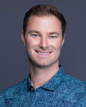 Photo of Doug Johnstone