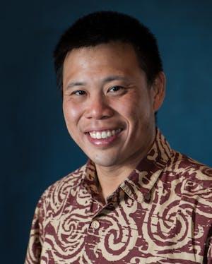Photo of John Leong