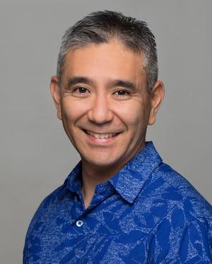 Photo of David Oyadomari