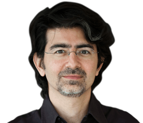 Photo of Pierre Omidyar