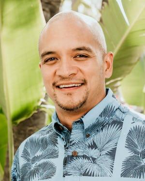 Photo of Kūhaʻo Zane