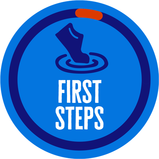 First Steps badge