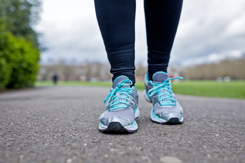Walking when you have diabetes