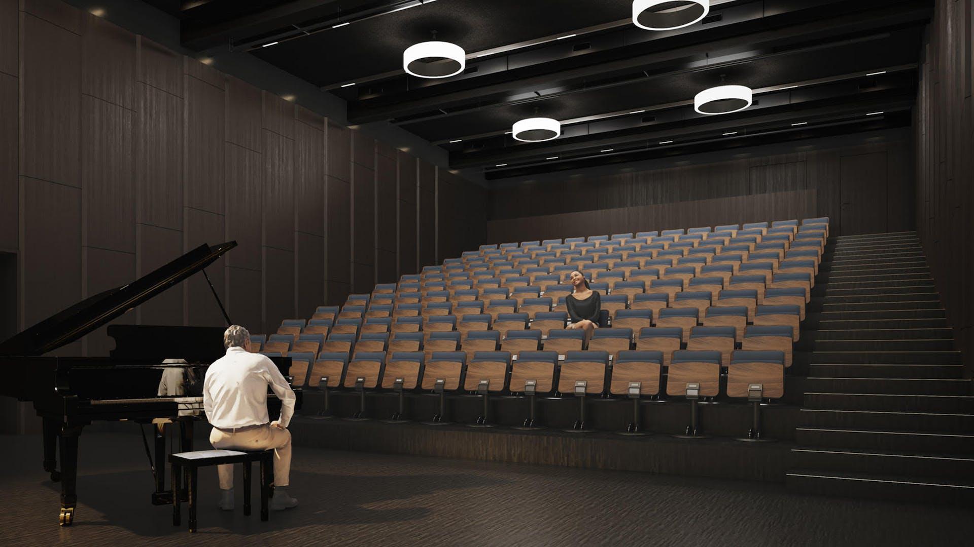 OYM Auditorium