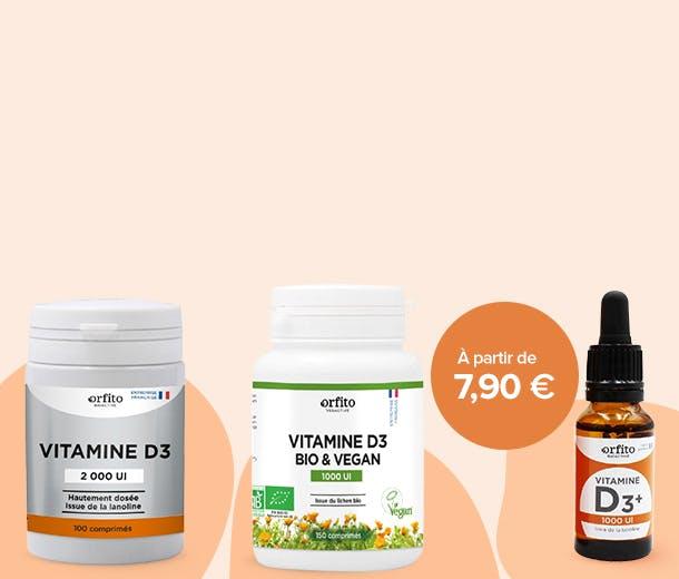 Selection-vitamine-d