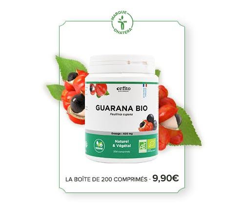 Guarana bio