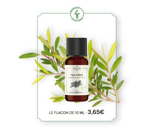 huile essentielle tea tree
