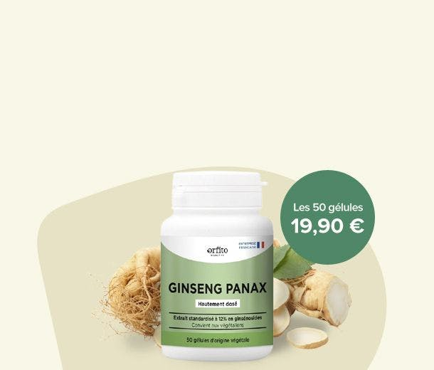 Ginseng-panax