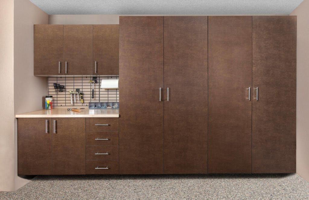 Garage Storage Cabinets Bronze