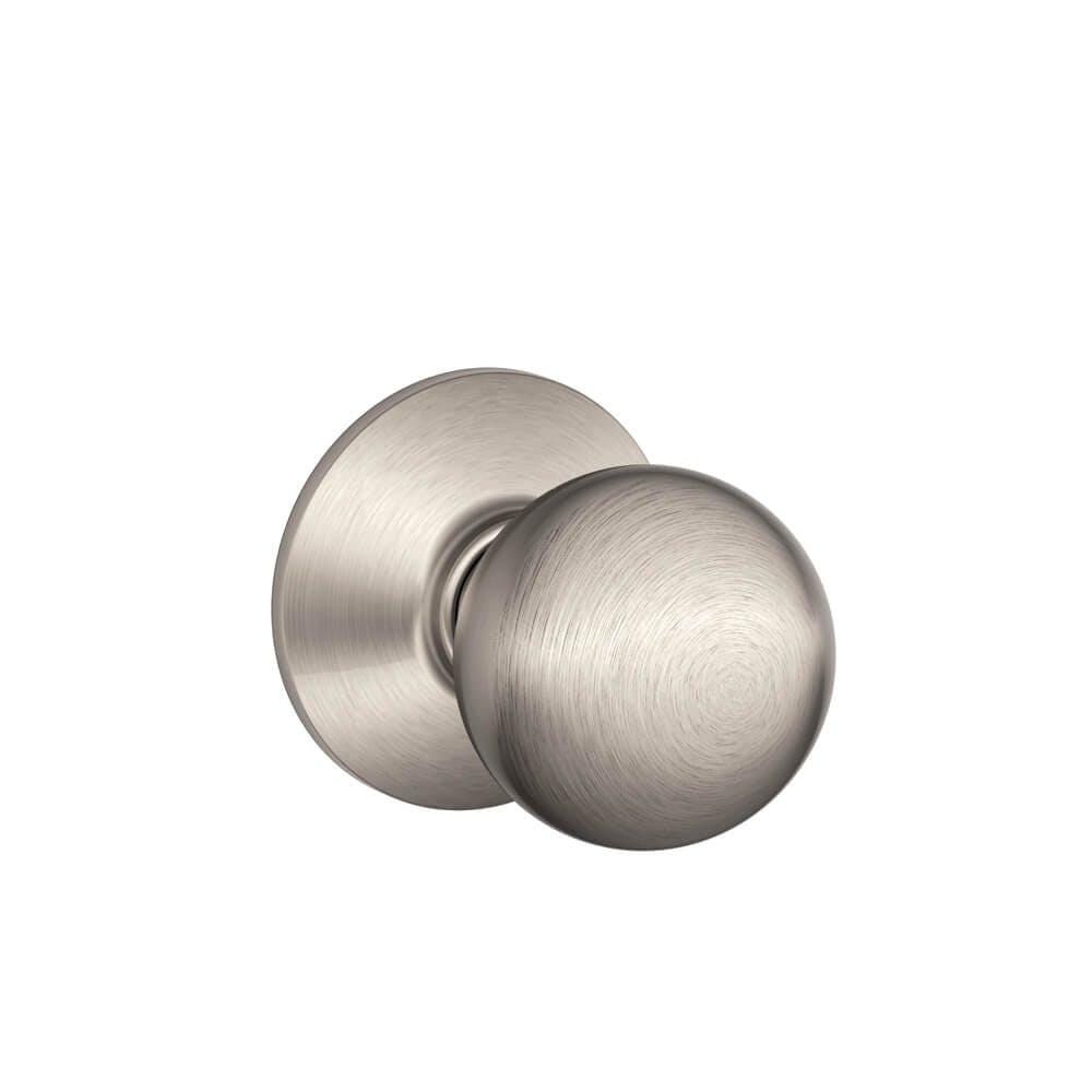 Orbit - Flat - Satin Nickel