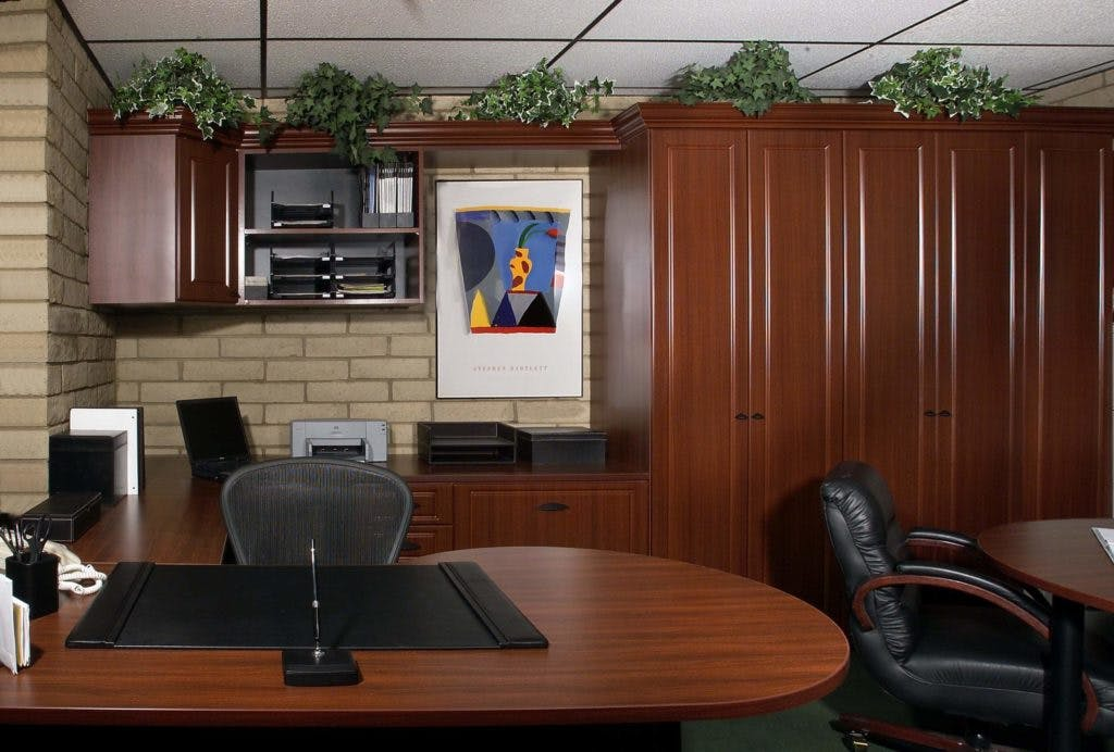 Home Offices - One Day Doors & Closets