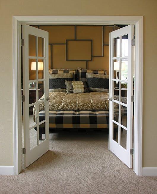 Interior Doors Glass Panel Clear
