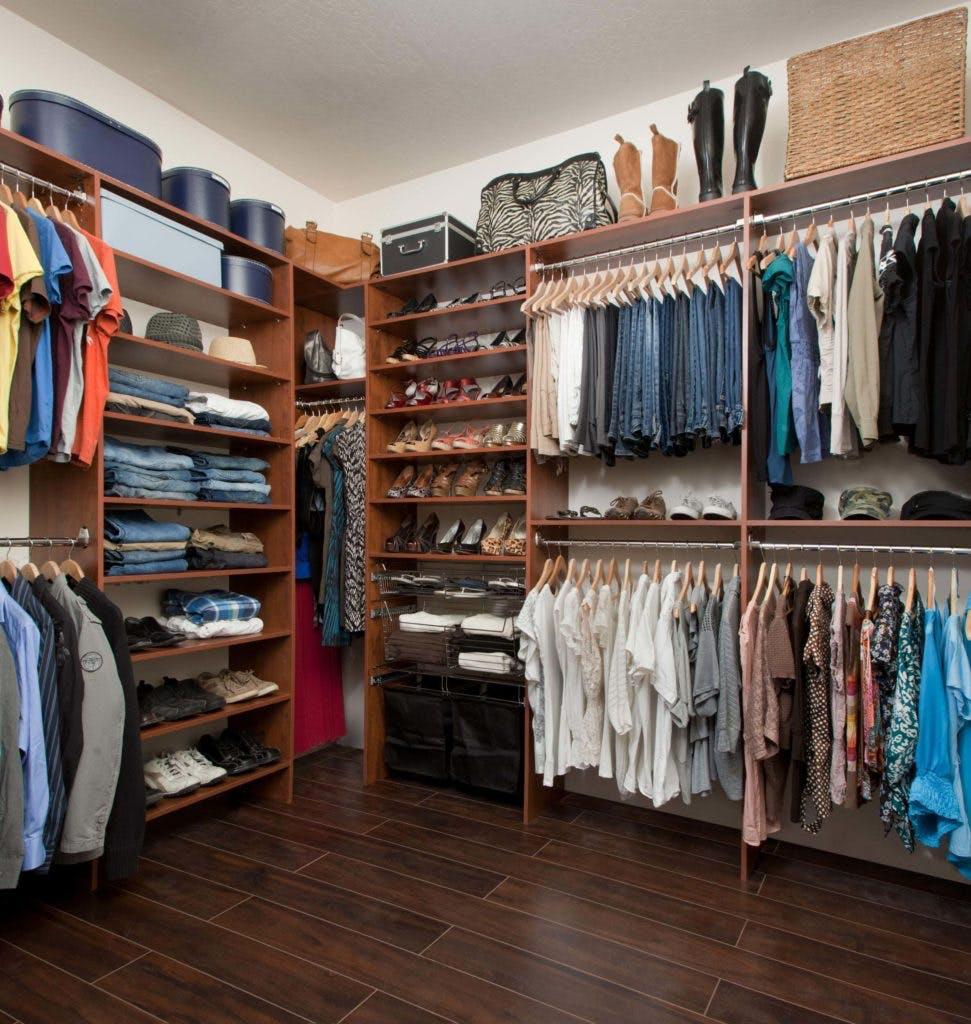 Custom Closets - One Day Doors & Closets