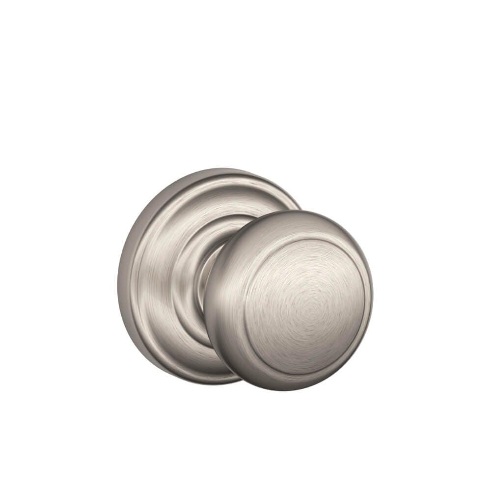 Andover - Satin Nickel