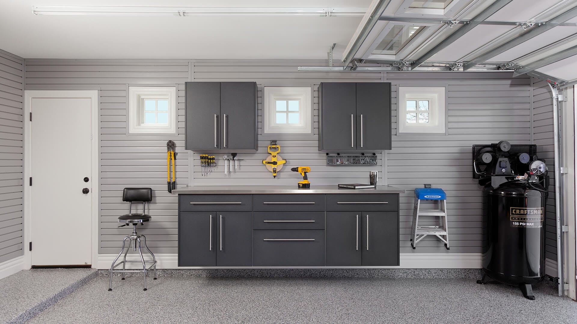 One Day Doors & Closets Garage Storage