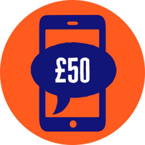 Raised £50