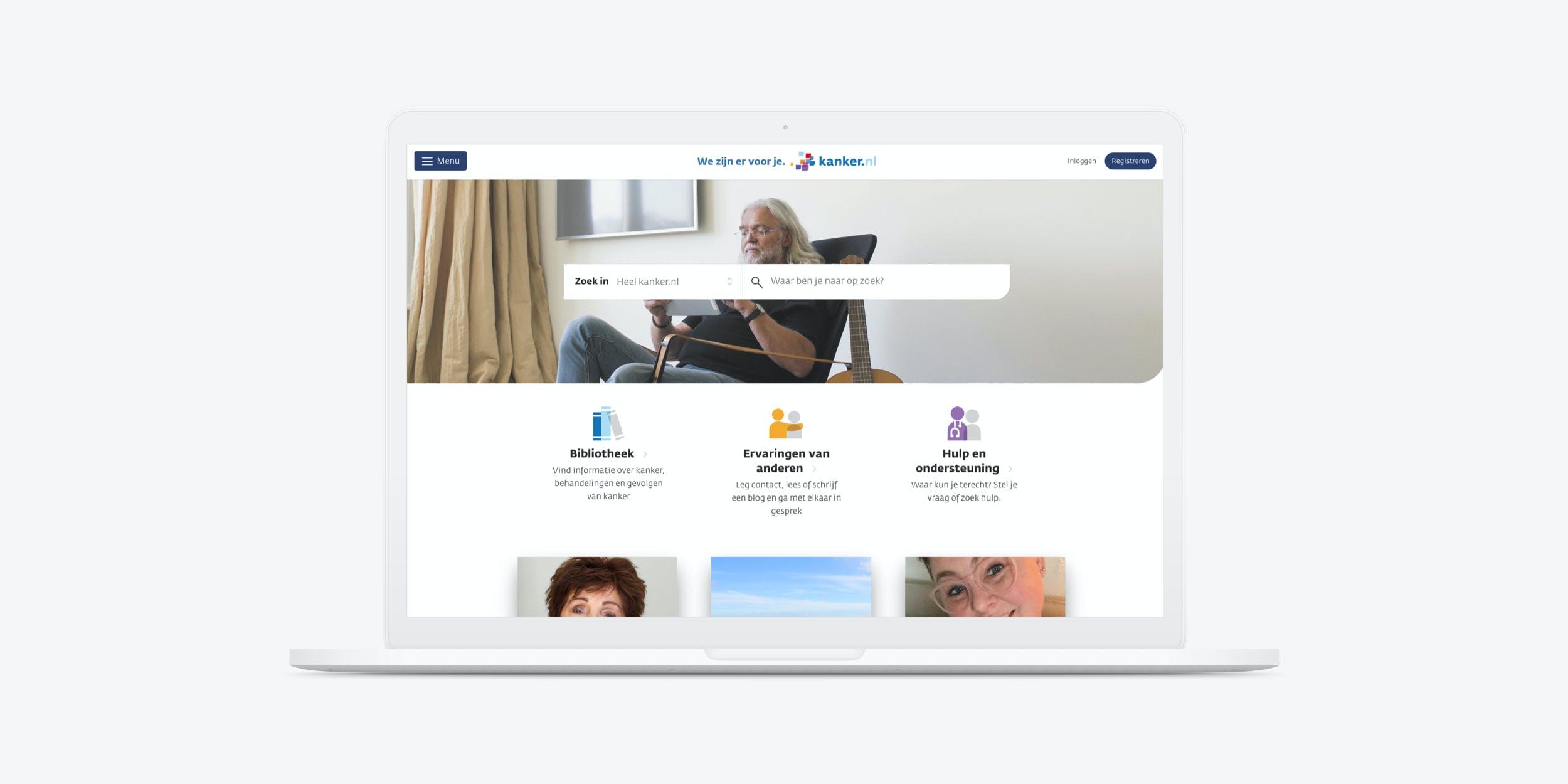 Community platform Kanker.nl
