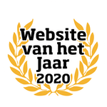 Website of the Year 2020 logo