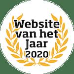 Website van het Jaar Awardlogo