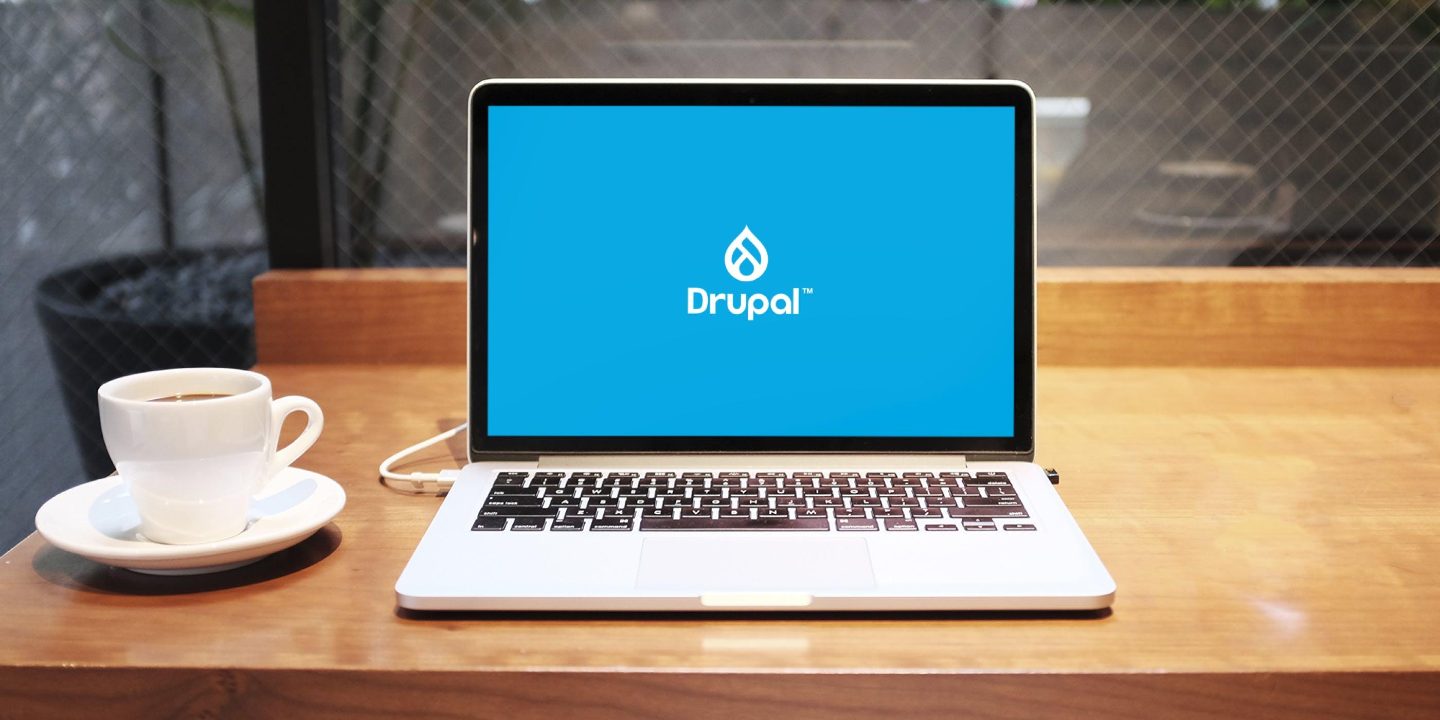 Drupal uitemrate geschikt voor de bouw van community platform
