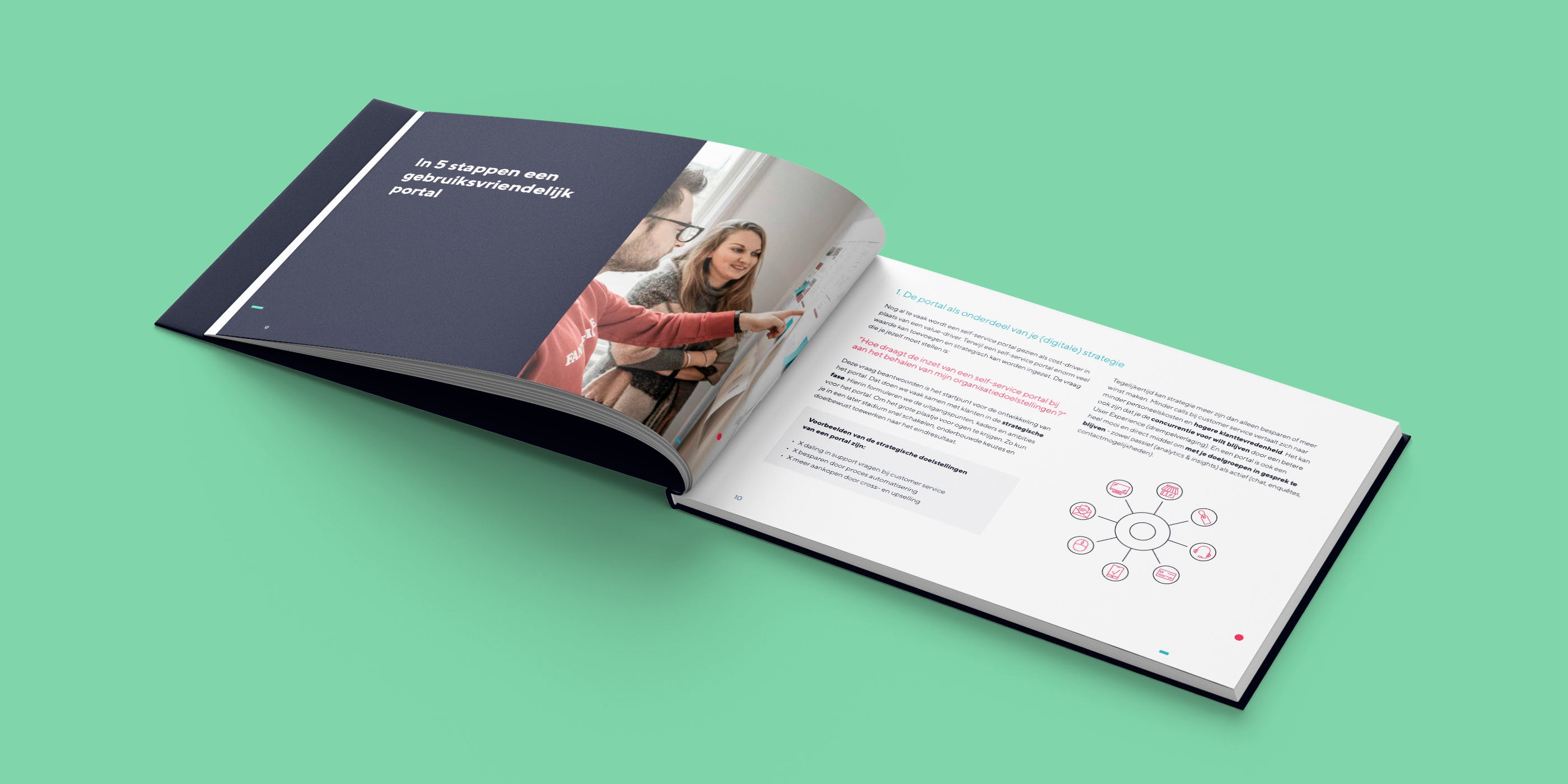 self-service portal whitepaper