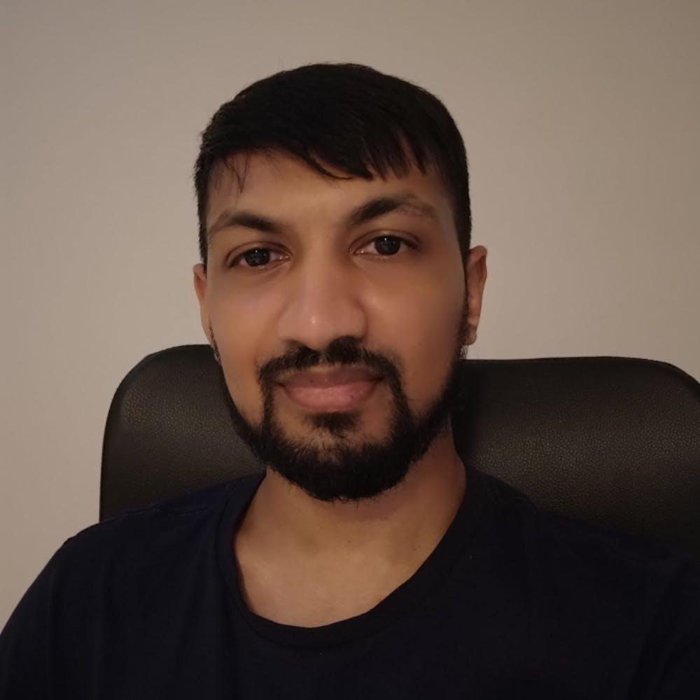 Nish Chandradas