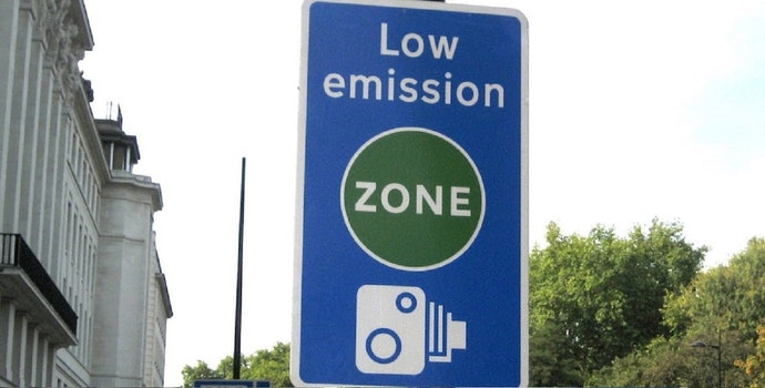 Ultra-Low-Emission-Zone