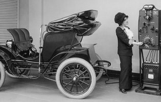 history-electric-cars