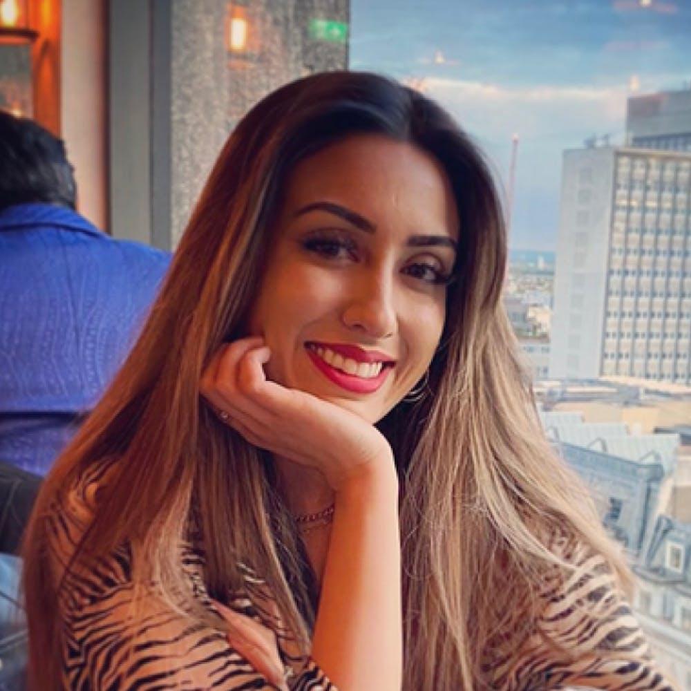 Sara Mirza